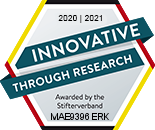 Innovative through research(MAE9396ERK)